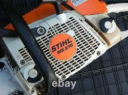 Stihl Ms270 Chain Saw With New Engine