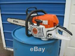 Stihl Ms362c Pro Chainsaw 25 Lightly Used Look
