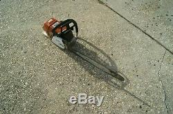 Stihl Ms460 Magnum Gas Powered Chain Saw We Ship Only To East Coast