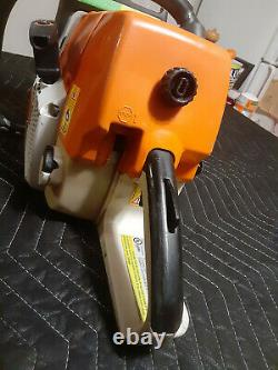 Stihl Ms460 Magnum Rescue Gas Powered Chain Saw 20 Bar