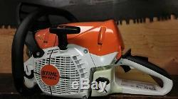 Stihl Ms462 Arctic Chainsaw Flush Cut Handle Powerhead Only Ms 462 Heated Handle