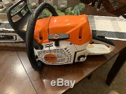 Stihl Ms462c With 28 Bar And Chain
