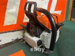 Stihl Ms660 Chainsaw Sthil Petrol Chain Saw Tool Free Post