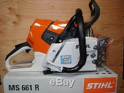 Stihl Ms661 Arctic Heated Wrap Handle Handlebar & 36 Light Bar/chain Ms 661