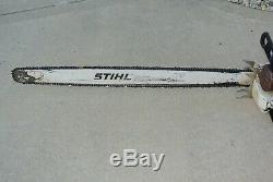 Stihl Ms880 Chainsaw 41 Bar Chain 088 084 090 076 075