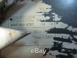 Stihl Ms880 Magnum Chainsaw
