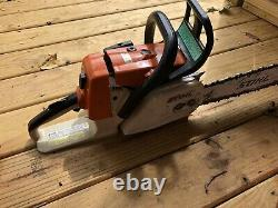 Stihl Ms 260 Pro Chainsaw, OEM Bar & Chain! Great Saw! 16 With Case