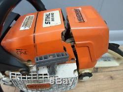 Stihl Ms 440 Chain Saw See Description