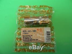 Stihl OEM chainsaw specialty tool # 5910 893 0501 Bolt Driver 8MM Stud Remover