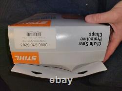 Stihl Performance Wrap Chap Chain Saw Chaps 40 0000 886 3203