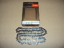 Stihl Picco Duro Carbide Tipped 3/8lp-1.3/0.50 Saw Chain 55dl 3612 000 0055 16