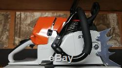Stihl West Coast Ms461 Chainsaw 3/4 Wrap Around Handlebar 046 044 Ms 461 Ms661