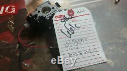 Stihl chain saw ms661c oem complete carb. With solenoid trigger / m-tronic