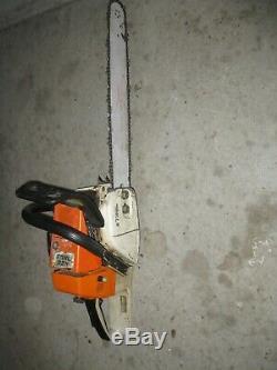 Stihl chainsaw 036