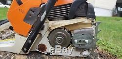 Stihl chainsaw MS441 Magnum (440 046 460 461 066 660 390 056 395XP 394XP)