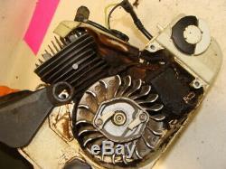 Stihl chainsaw ms250c chain saw powerhead cylinder piston 160psi engine oem