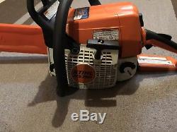 Stihl ms250 chainsaw GREAT CONDITION 9/10