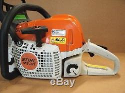 Stihl ms 311 chainsaw, 20 bar, very little use