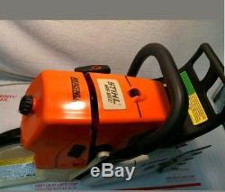 Stihl ms 660 magnum chainsaw