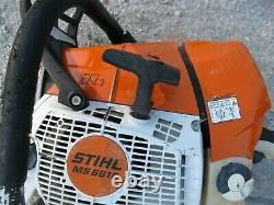 Stihl ms 661c chainsaw 36 bar and chain