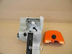 Tank Handle For Stihl Chainsaw 038 038av Super And Mag 2 - Down1/2