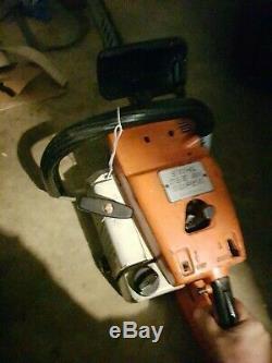 Used STIHL 056 AV Chainsaw 24 Bar Chain Saw