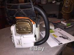 Used STIHL MS241C Chainsaw, 16 BAR & Unused Chain Starts & Runs Great