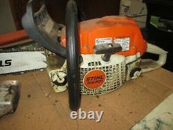 Used Stihl Chain Saw Model Ms 291