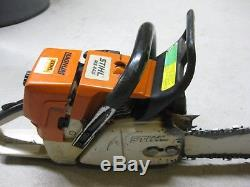 Used! Stihl MS440 Magnum Professional Chainsaw with 25 Bar & Chain