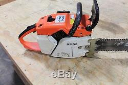 VERY NICE STIHL 056 AV Electronic Chainsaw 27 Bar 311Y