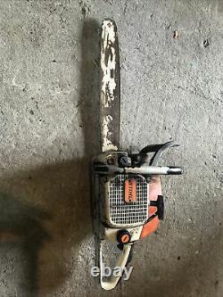 Vintage 028 Wb Stihl Chain Saw