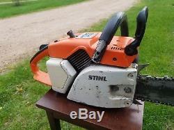Vintage 045av stihl chainsaw