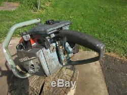 Vintage Homelite 700 925 Chainsaw 20 Pro Bar New Stihl Chain 901 701 921 Saw