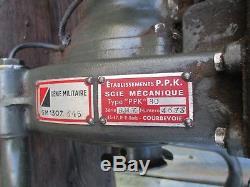 Vintage PPK 80 Two 2 Man Chainsaw. Like Teles, Stihl. Danarm, Dolmar, Rexo Chainsaw