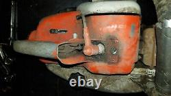 Vintage STIHL 08S 08 Parts Project Chainsaw Chain Saw S10 07