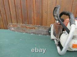 Vintage STIHL Chainsaw Chain Saw with 16 Bar