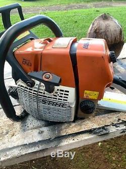 Vintage STIHL MS660 Chainsaw Chain Saw