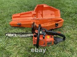 Vintage Stihl 011AV Chainsaw Electronic Quickstop Collectible Chain Saw