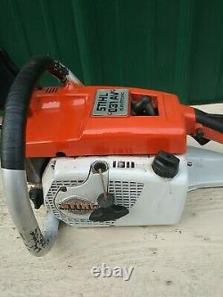 Vintage Stihl 031AV Chainsaw 16 inch Bar And Chain electronic vintage 50 cc saw