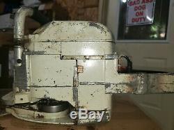 Vintage Stihl 041AV Chainsaw 16 bar an chain Runs good pro saw bar cover oem