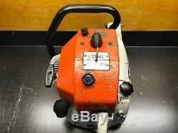 Vintage Stihl 090 Chainsaw 66MM 137CC 070 088 MS880 FREE SHIPPING