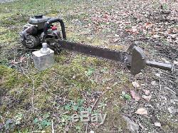Vintage Stihl Chainsaw BLK57 in very nice original Condition